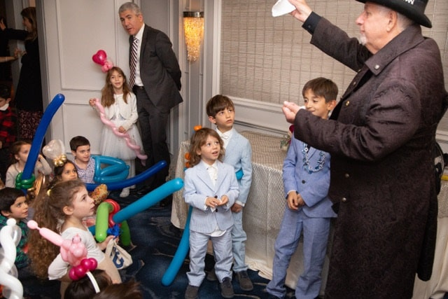 Arminian Baptism Magic Show for the kids