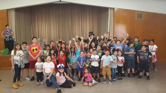School Magic Show for Kids